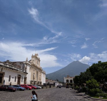 Vacations in Guatemala